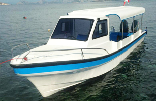 Abadi Speed Boat