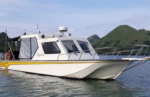 Angelina Speedboat