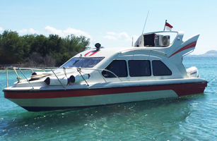 Aosta Komodo Speed Boat