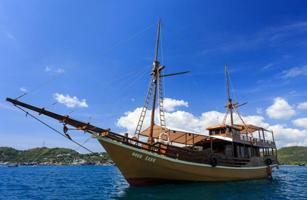 Aqua Luna Boat