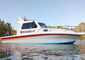 Bracha Speed Boat