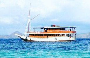 KLM Budi Utama Boat
