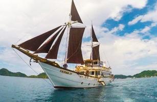 Cajoma IV Phinisi Cruises