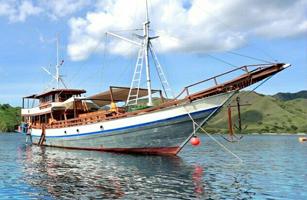 KLM Cahaya Ilahi Boat