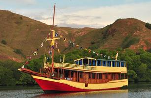 KLM Putri Sakinah Boat