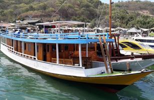 KM Sejahtera Boat
