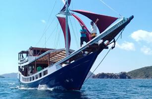 King Cirox Boat Komodo