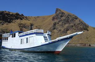 Frederick Komodo Boat