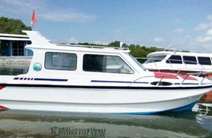 Komodo Jaya Speed Boat
