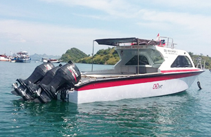 CND Komodo Speed Boat