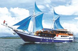 MV Temukira Boat
