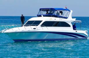 KM New Hope Speed Boat