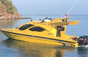 KM Punggawa Speed Boat