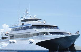 Bali Quick Siver Cruises