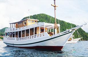 KLM Reyhan Boat Komodo
