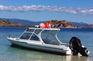 Rifammasena 1 Speed Boat
