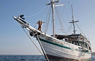 The Royal Fortuna Liveaboard