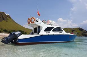 SIP 2 Speed Boat