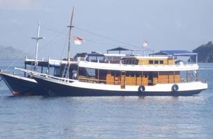 Samsir Boat Komodo
