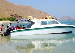 Rifammasena 2 Speed Boat