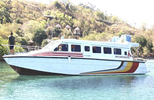 Sylvia Speed Boat Komodo