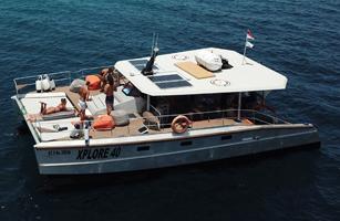 Xplore40 Komodo Catamaran
