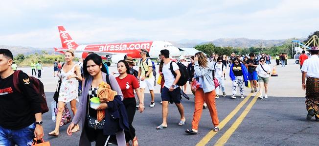 Airasia Passenger