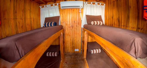 Alcira Cabin Boat