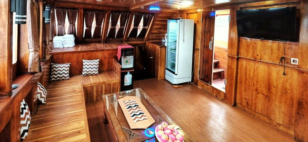Alfathran Komodo Boat Trip