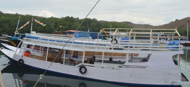 Altaf Komodo Boat