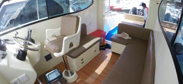 Amfibi Fast Boat Komodo