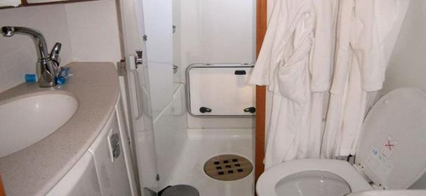 Anema Cruise Bathroom