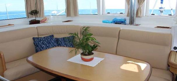 Anema Cruise Boat Charter
