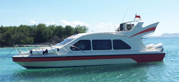 Aosta Fast Boat