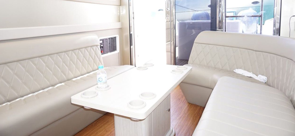 Aquamarine Fast Boat Charter