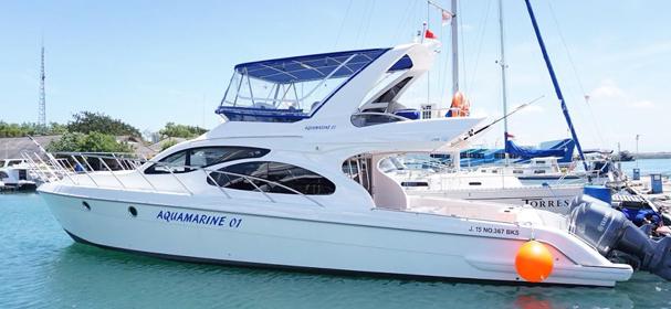 Aquamarine Fast Boat