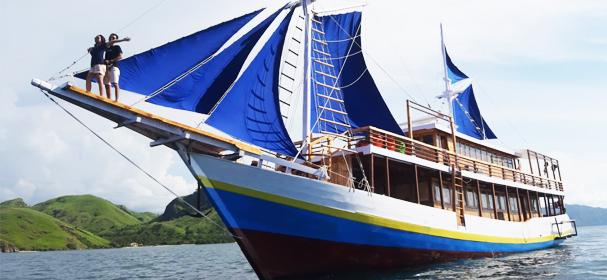 KLM Arfisyana Indah Boat