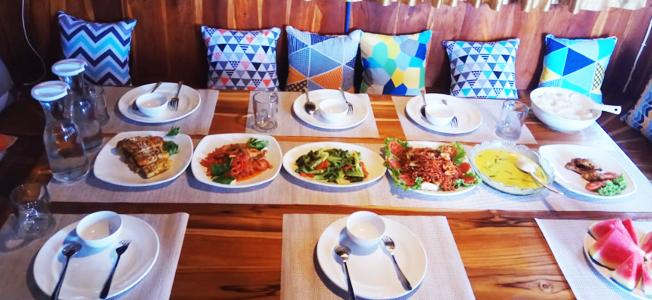 KLM Arimbi Meals