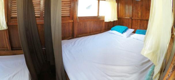 Arkilia Komodo Boat