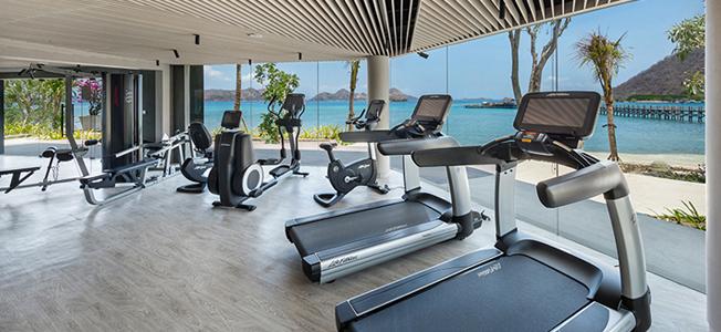 Ayana Komodo Resort Sport
