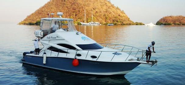 Ayana Lako Cama Komodo Indonesia Sailing