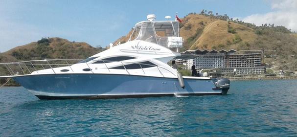 Ayana Lako Cama Fast Boat Charter