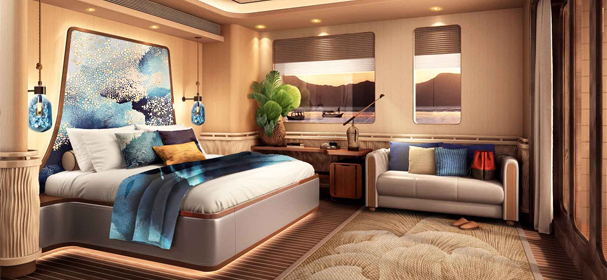 Ayana Master Suite cabin