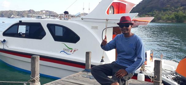 Komodo Bahari Fast Boat