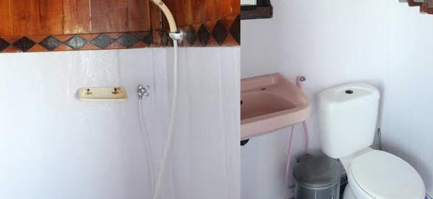 Bintang Laut Boat Bathroom