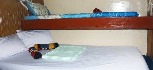 Bintang Lau Double Bed Room