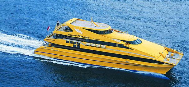 Bali Bounty Cruises