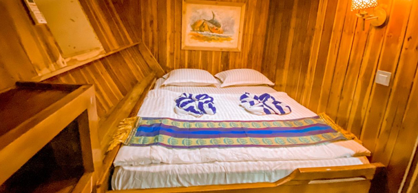Budi Utama Phinisi Double Bed