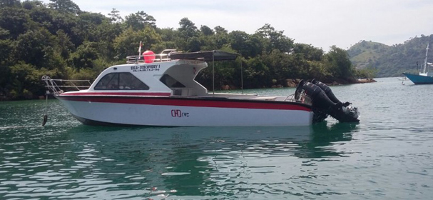 CND Speed Boat Charter
