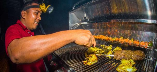 MV Calico Jack Phinisi Sea Food